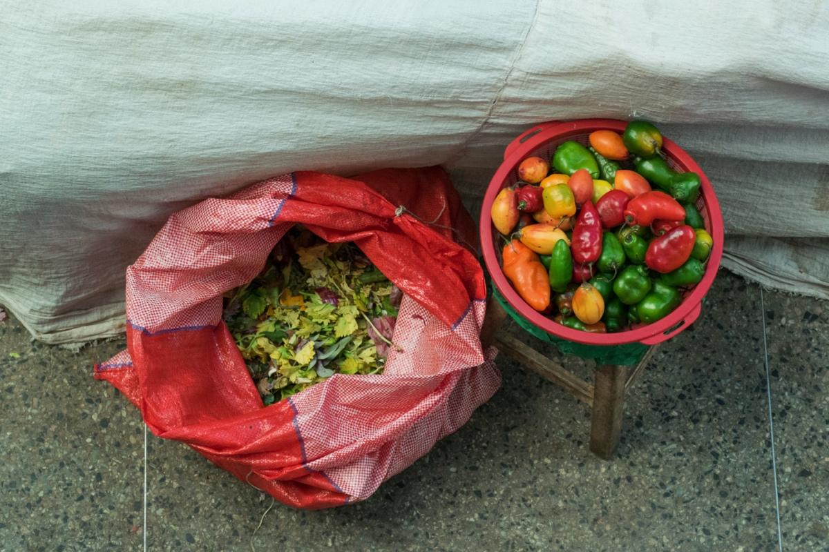 Urubamba market