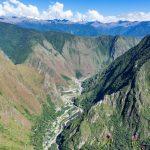 Vallée de l'Urubamba au Pérou