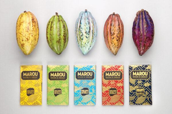 Chocolat Marou produit au Vietnam