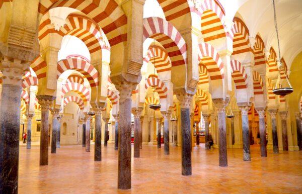 Cordoue en Andalousie et sa célèbre mosquée