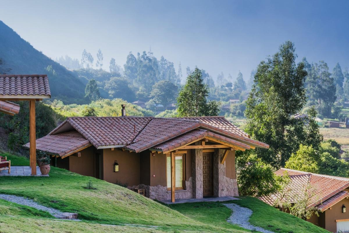 Inkaterra Hacienda Urubamba au coeur de la Vallée sacrée des Incas