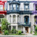 Maisons typiques de Montréal