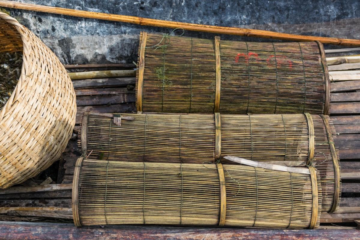 Nasses - Lac Inle - Birmanie