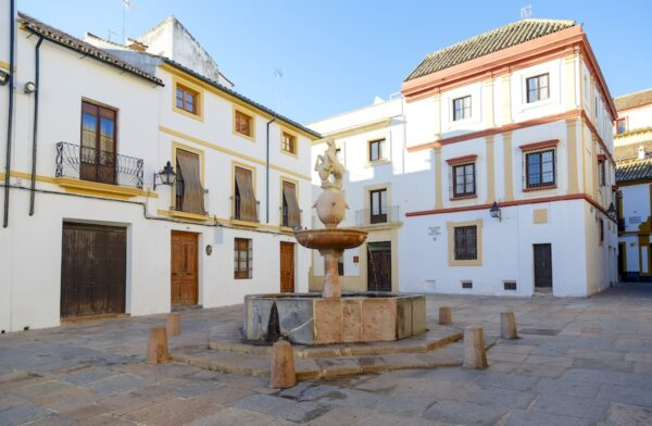 Plaza del Potro où se trouve plusieurs musées de Cordoue