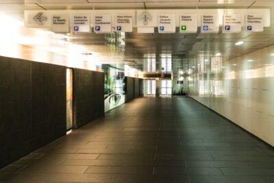 Réseau souterrain de Montréal
