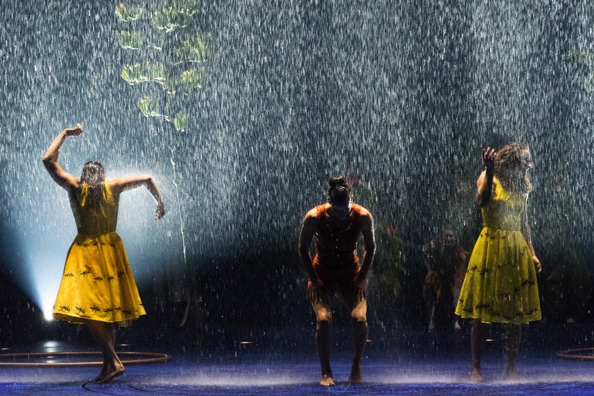 Spectacle Luzia du Cirque du Soleil