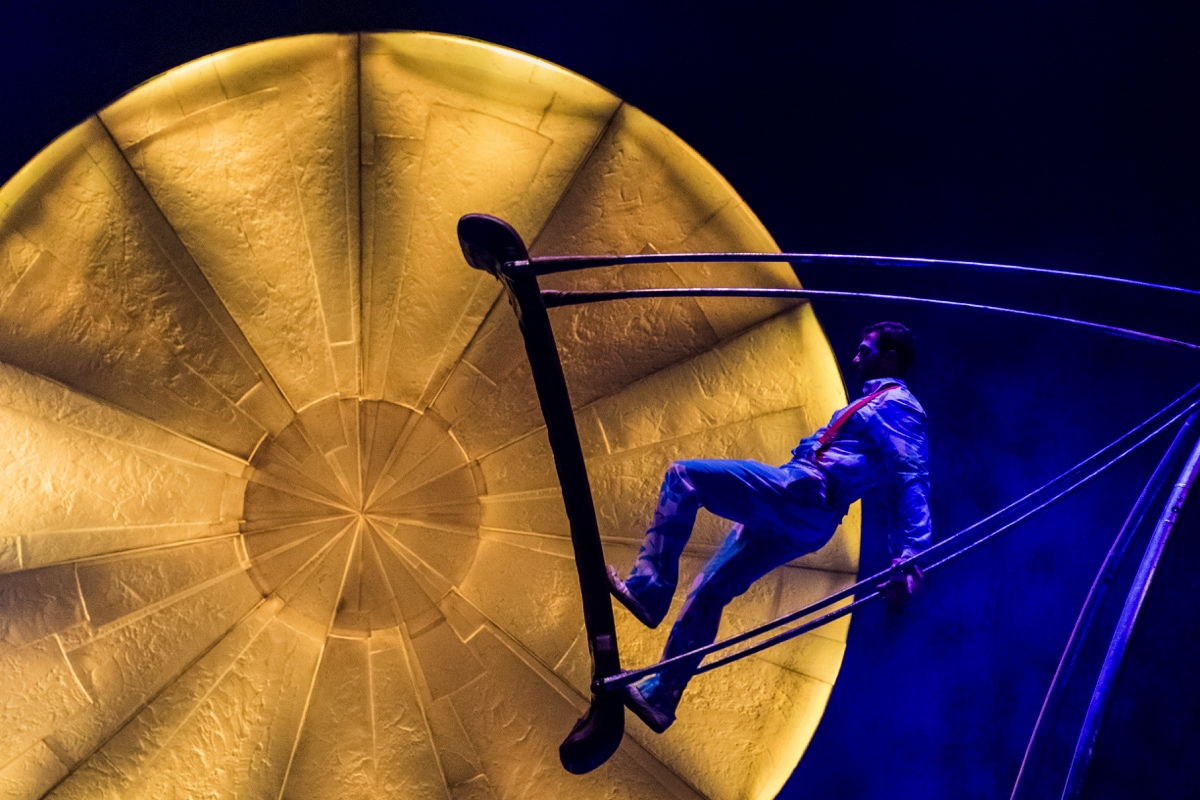 Luzia par le Cirque du Soleil