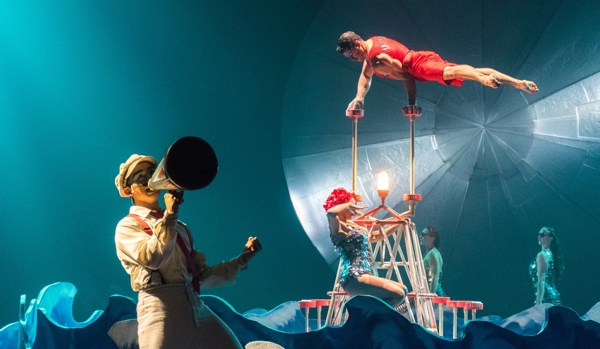 Montréal et le cirque