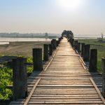 U Bein bridge - Myanmar