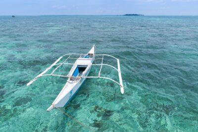 Bangka aux Philippines