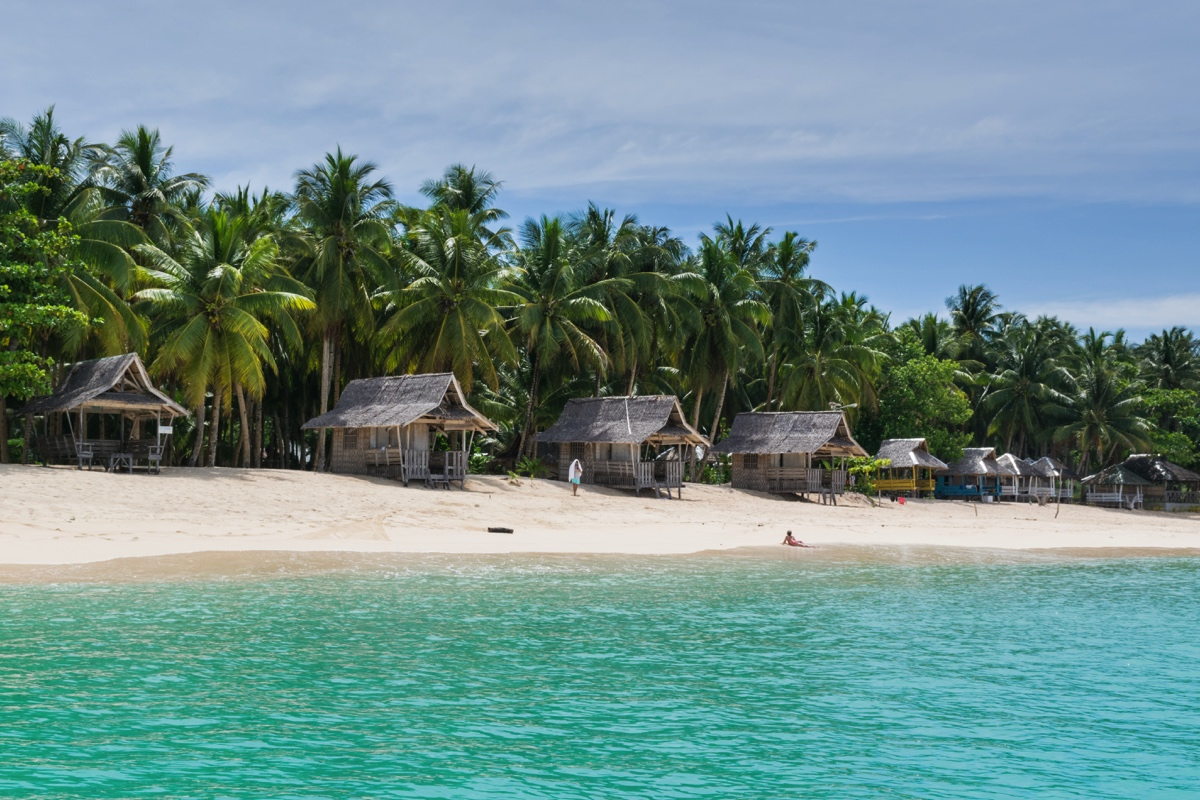 Dako Island aux Philippines