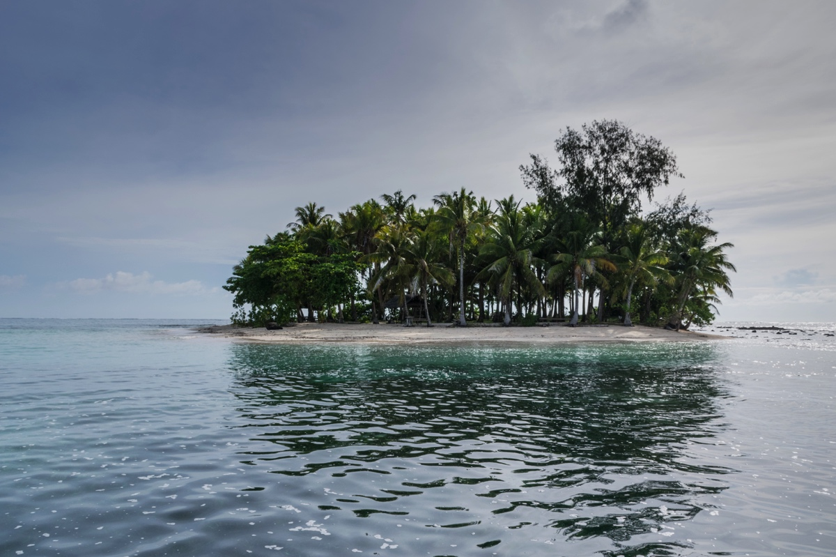 Île Guyam près de Siargao