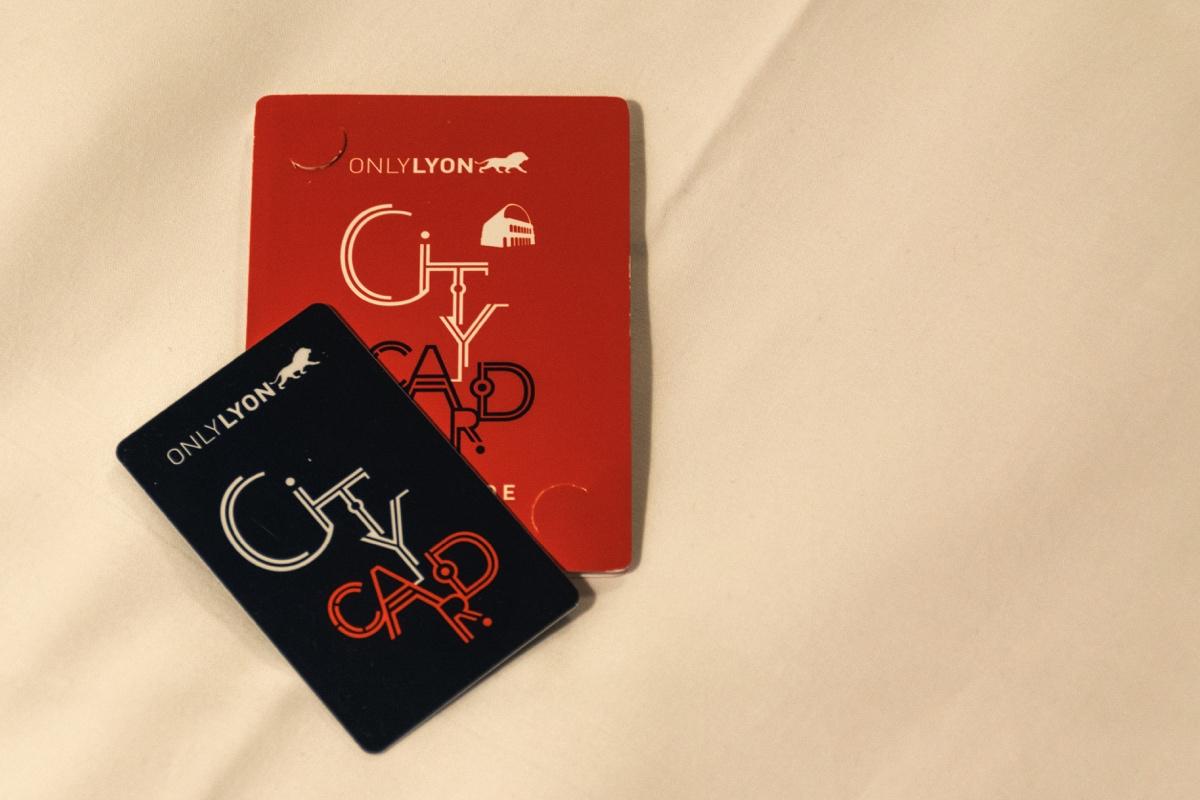 Only Lyon city card