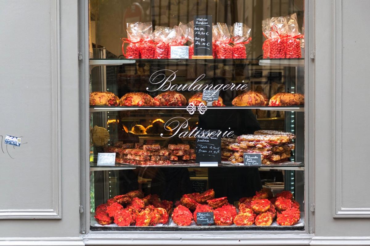 Pâtisserie dans le Vieux Lyon