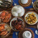 Repas à Cebu