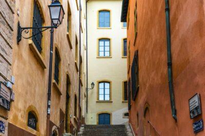 Ruelle du Vieux Lyon