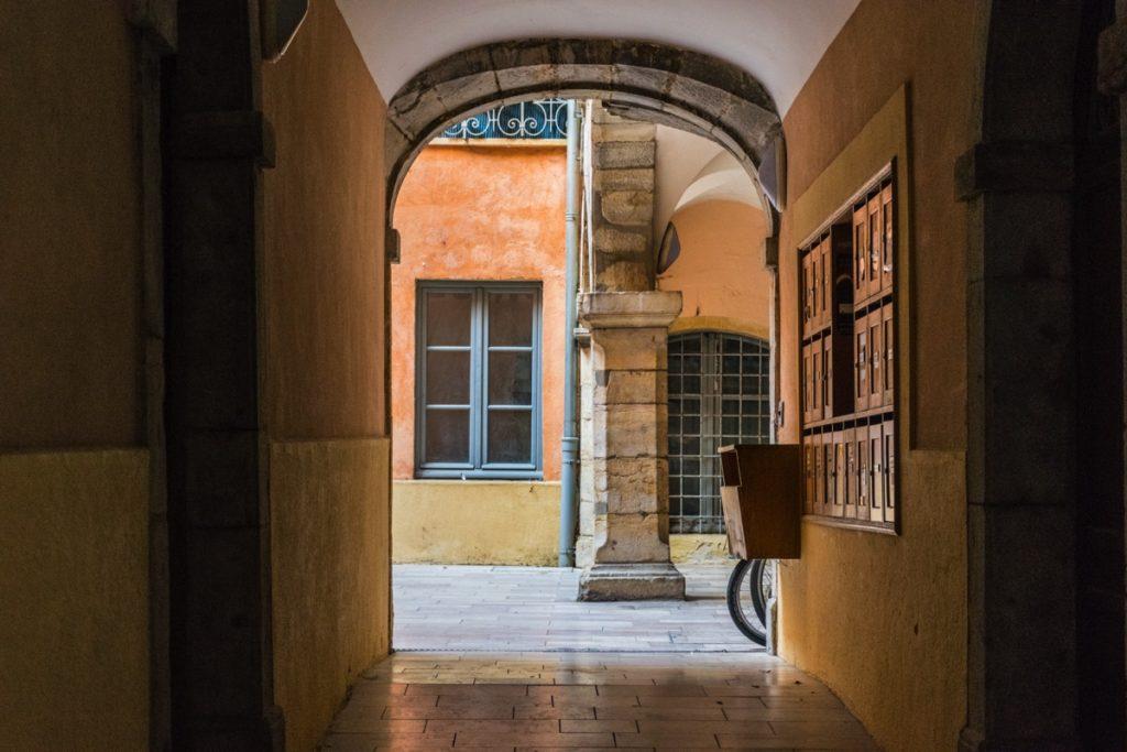 Architecture du Vieux Lyon