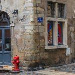 Une des nombreuses ruelles typiques du Vieux Lyon