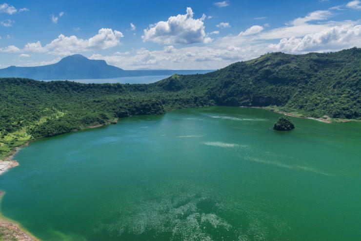 Volcan Taal
