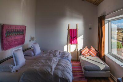 Chambre au Titilaka lodge