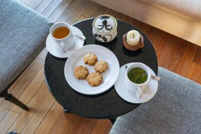 Tea time au Titilaka lodge
