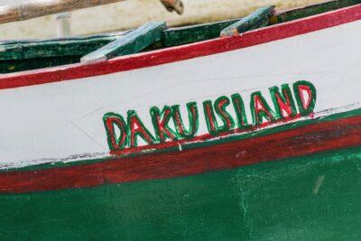 Dako Island également orthographiée Daku Island