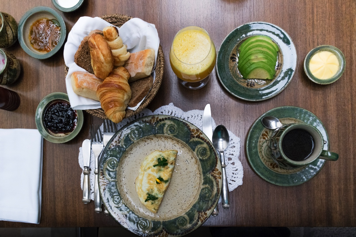 Breakfast à La Casona - Cusco