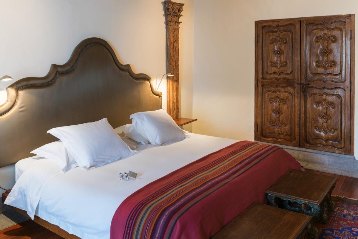 Chambre à l'Inkaterra La Casona