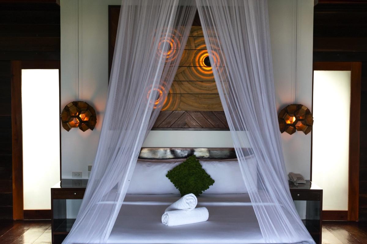 Chambre à l'hôtel Isla Cabana