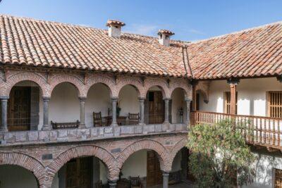 La Casona, bâtiment colonial au coeur de Cusco