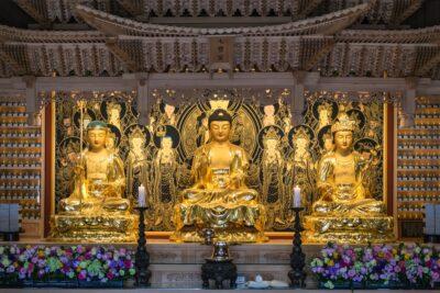 Gilsangsa temple - Seoul