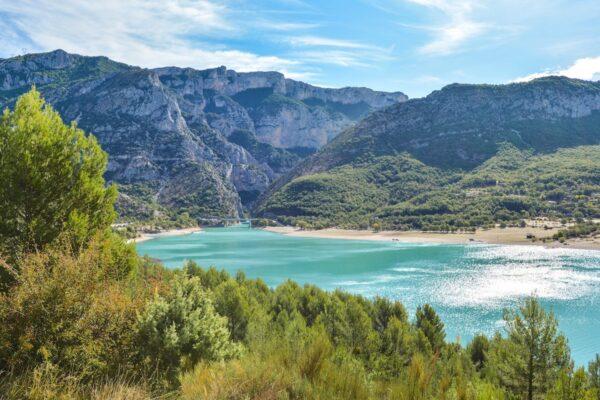 Que faire autour du Luberon : gorges du Verdon