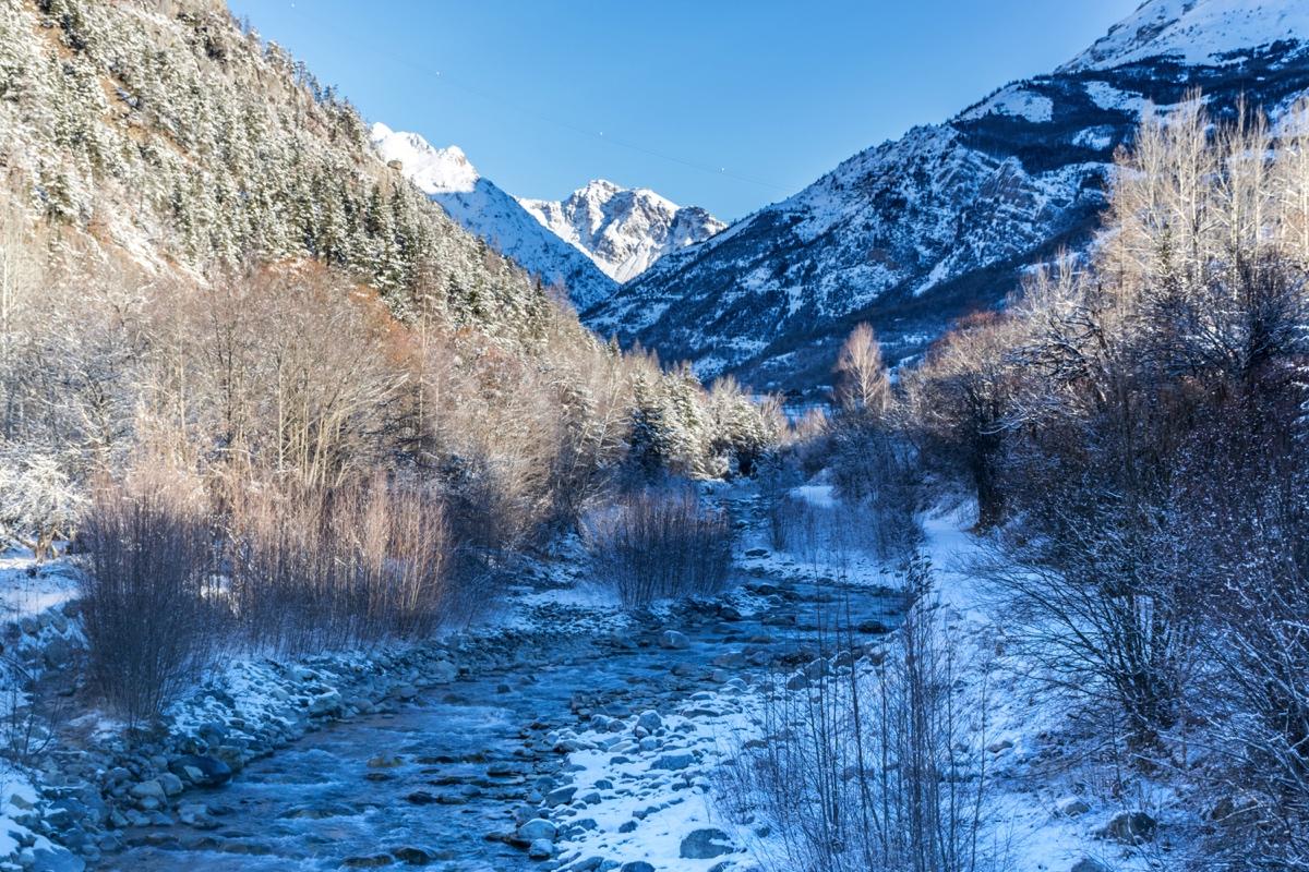 Le Gyr dans Vallouise - Hautes-Alpes