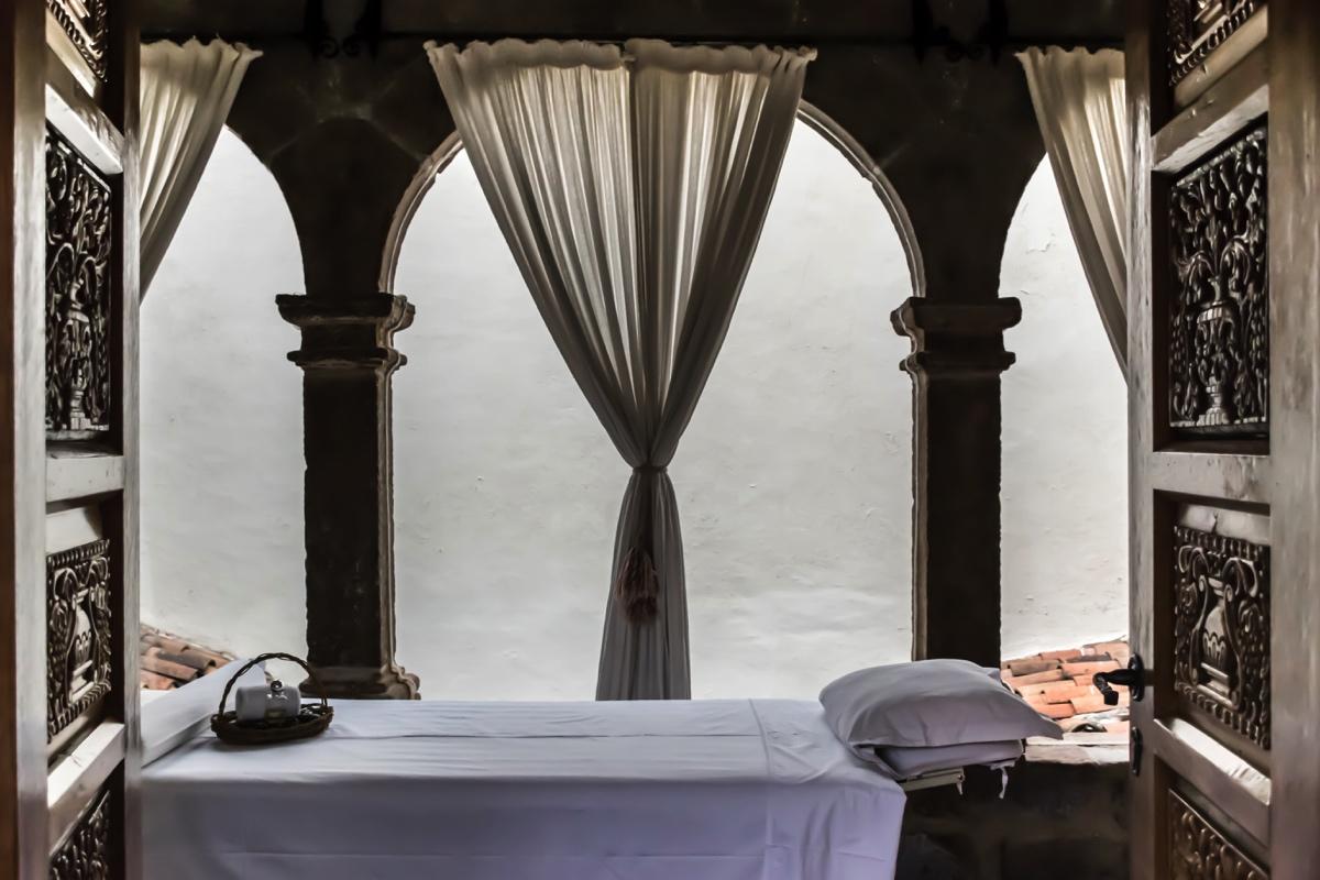 Massage à La Casona