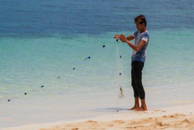 Pêche sur Dako Island