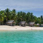 Plage de Dako Island
