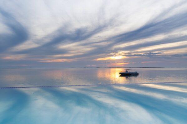 Sunrise à Isla Cabana