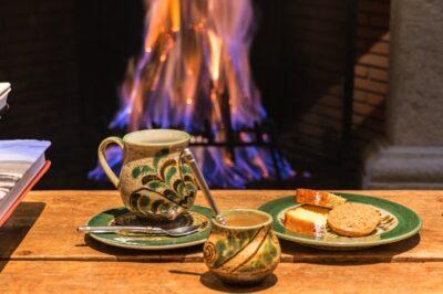 Tea time à La Casona - Cusco