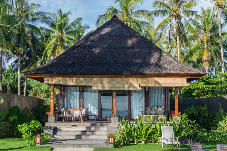 Villa face à la mer à Siargao