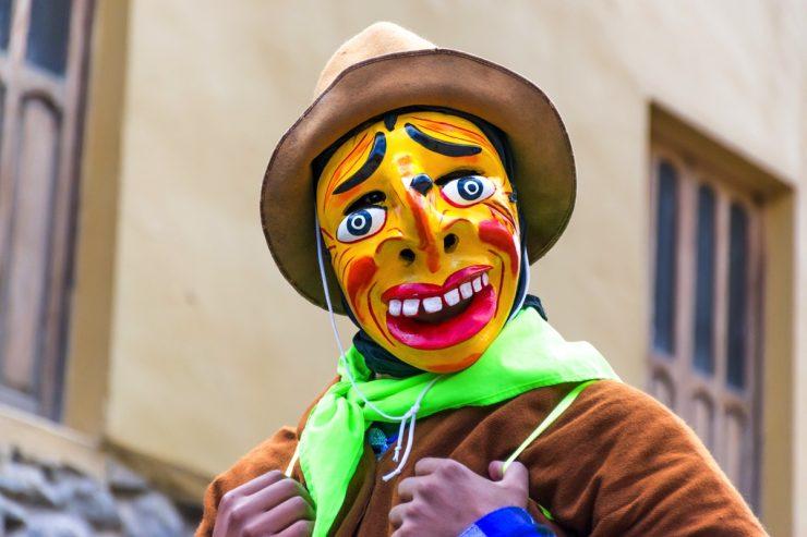 Festividad del Senor de Choquekillka à Ollantaytambo