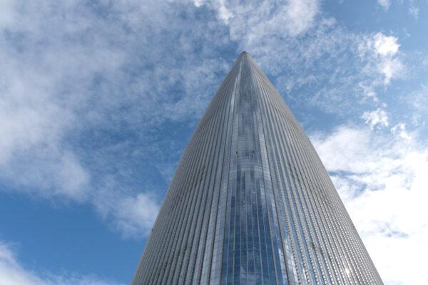 Lotte World Tower à Séoul