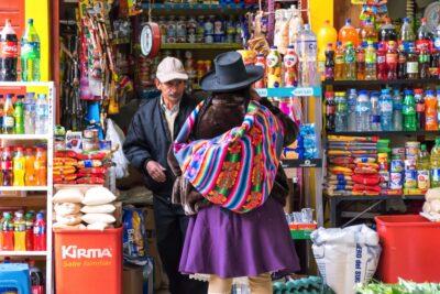 Marché d'Ollantaytambo