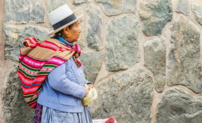 Ollantaytambo au Pérou