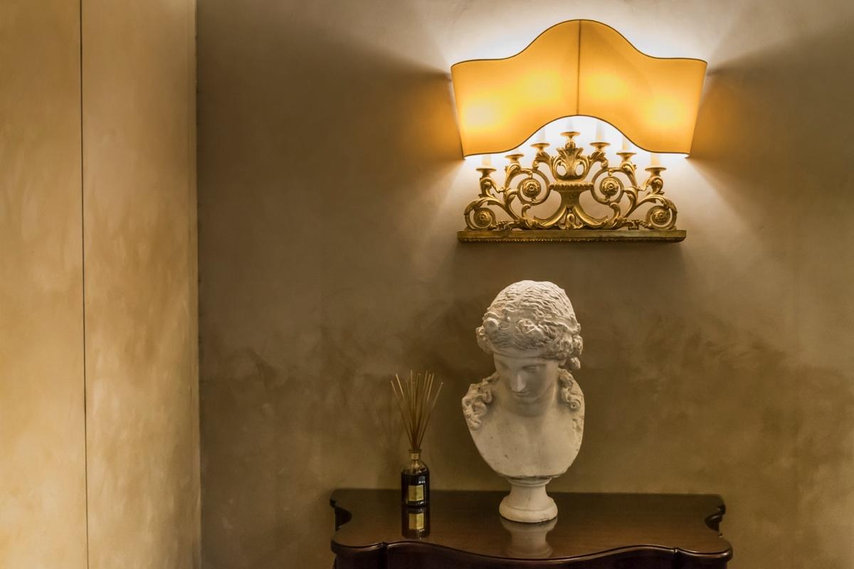 Décoration de l'hôtel Brunelleschi