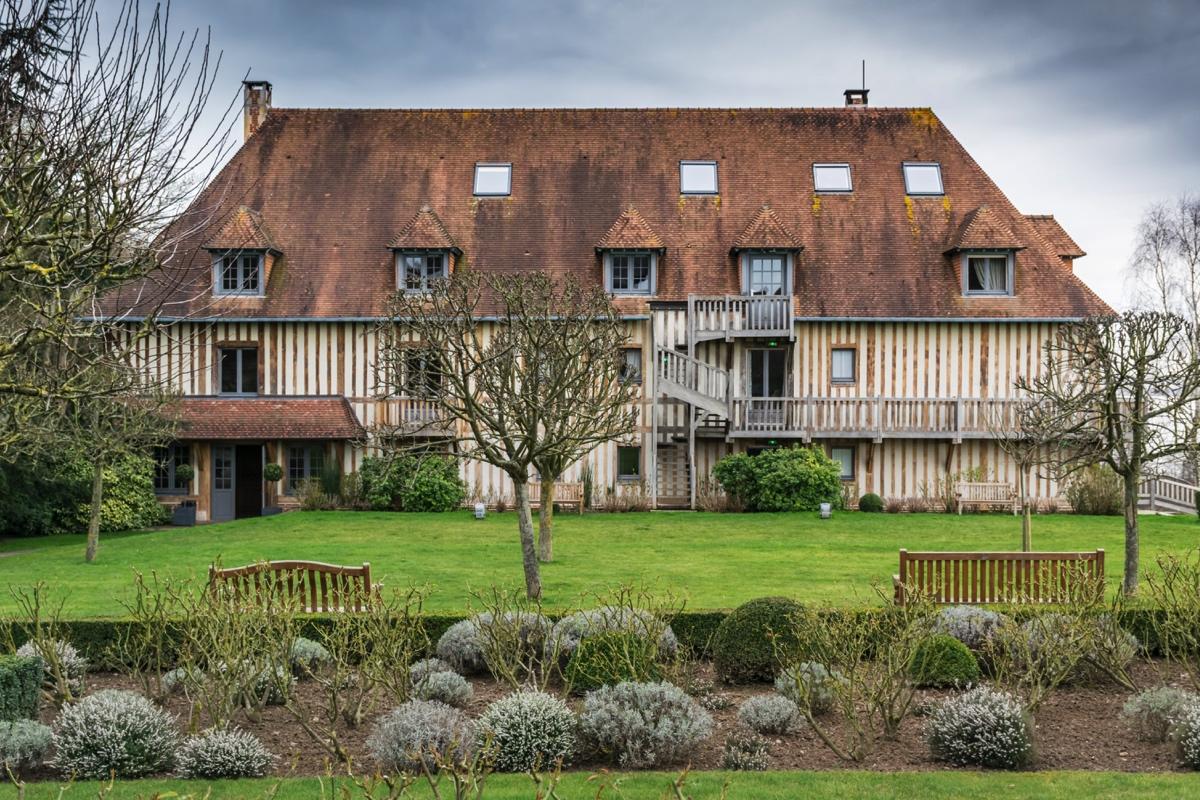 Ferme Saint Siméon - Relais & Châteaux