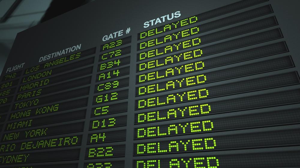 Indemnité pour vol retardé