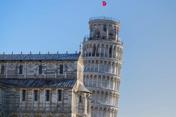 Duomo et campanile de Pise