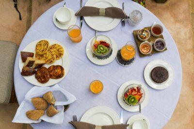 Breakfast @ Dar Assiya