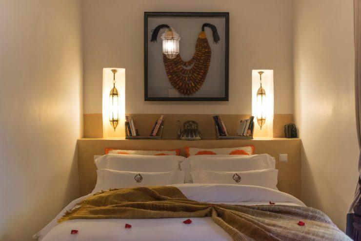 Chambre au Dar Assiya à Marrakech
