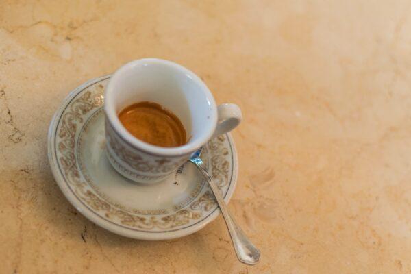 Espresso à Florence